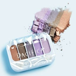 NEW Pacifica Beach Crystals Eye Shadow Palette